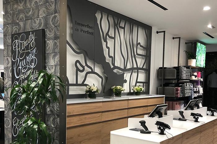 DCC Reveals Lululemon Stores Nationwide