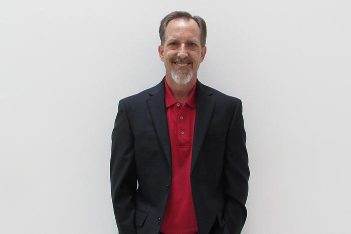 DCC employee James Mather