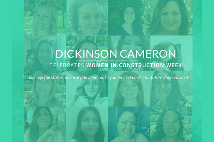 DCC women in construction graphic