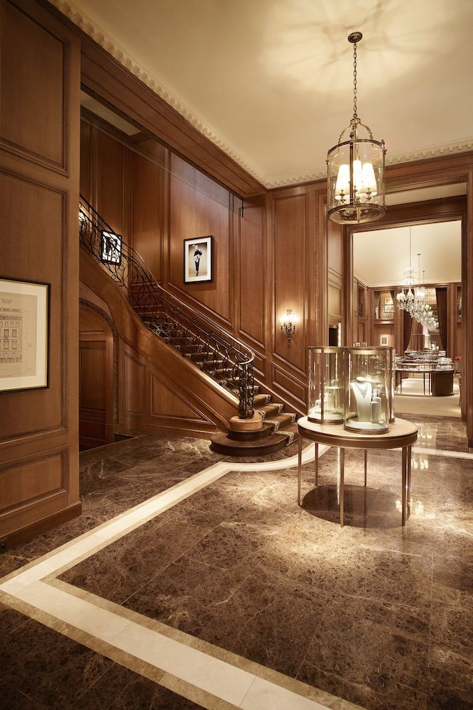 Cartier Mansion Interior in NYC